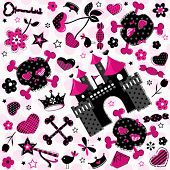 girlish pattern
