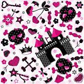 girlish pattern