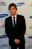 NEW YORK-MAY 29: Singer Rob Thomas attends the Samsung Hope for Children gala at Cipriani Wall Street on June 11, 2013 in New York City.