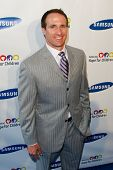 NEW YORK-MAY 29: NFL player Drew Brees attends the Samsung Hope for Children gala at Cipriani Wall S