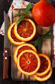Naranja siciliana.