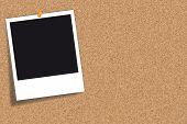 Pinboard corkboard - Bulletin Board-