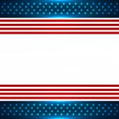 american background design with space for your text