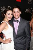 LOS ANGELES - JUN 16:  Bradford Anderson arrives at the 40th Daytime Emmy Awards at the Skirball Cul