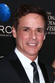 LOS ANGELES - JUN 16:  Christian LeBlanc arrives at the 40th Daytime Emmy Awards at the Skirball Cultural Center on June 16, 2013 in Los Angeles, CA