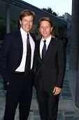 LOS ANGELES - JUN 15:  Jack Wagner, Brad Bell attends The Leukemia & Lymphoma Society 2013 Man & Wom