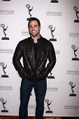 LOS ANGELES - JUN 13:  Marco Dapper arrives at the Daytime Emmy Nominees Reception presented by ATAS