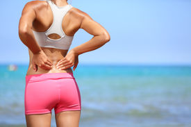 picture of herniated disc  - Back pain - JPG