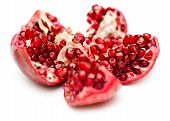 Broken Pomegranate