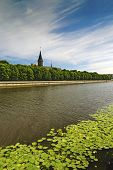 Cathedral Of Koenigsberg On The Kneiphof Island. Kaliningrad, Russia