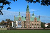 stock photo of copenhagen  - Rosenborg castle  - JPG