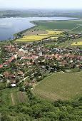 Village of Pavlov in Southern Moravia
