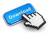 Internet downloading concept