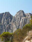 Berg scape