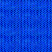 Blue Seamless Knitted Texture