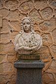 Bust Of Spanish King Ferdinand Vi The Learned In Alcazar Castle, Segovia