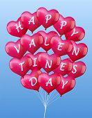 Balloons Valentines