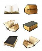 Book set, bitmap copy