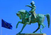Napolean Statue