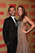 vLOS ANGELES - JAN 12:  Frankie J. Alvarez at the HBO 2014 Golden Globe Party  at Beverly Hilton Hot