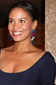vLOS ANGELES - JAN 12:  Joy Bryant at the HBO 2014 Golden Globe Party  at Beverly Hilton Hotel on Ja
