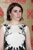 vLOS ANGELES - JAN 12:  Zosia Mamet at the HBO 2014 Golden Globe Party  at Beverly Hilton Hotel on January 12, 2014 in Beverly Hills, CA