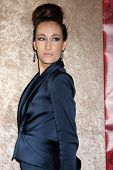 vLOS ANGELES - JAN 12:  Maggie Q at the HBO 2014 Golden Globe Party  at Beverly Hilton Hotel on Janu