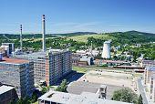 Zlin Industrial District