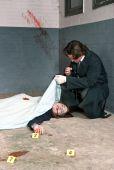 Examinar un cadáver