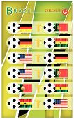 Football Tournament Group G