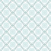 Tangled lattice pattern