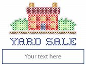 Real Estate Sign, Yard Sale