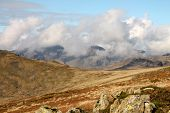 View towards Scafell Range
