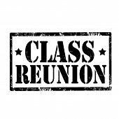 Class Reunion-stamp