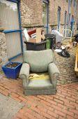 Dilapidated Sofa