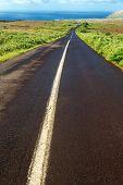 Easter Island Highway