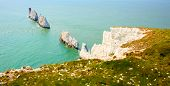 The Needles Isle of Wight UK