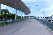 Pedestrian Bridge Detail