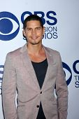 LOS ANGELES - MAY 19:  JD Pardo at the CBS Summer Soiree at the London Hotel on May 19, 2014 in West