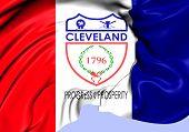 Flag Of Cleveland