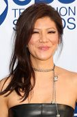 LOS ANGELES - MAY 19:  Julie Chen at the CBS Summer Soiree at the London Hotel on May 19, 2014 in We
