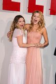 LOS ANGELES - MAY 21:  Drew Barrymore, Bella Thorne_ at the