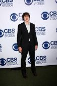 LOS ANGELES - MAY 19:  Joel Courtney at the CBS Summer Soiree at the London Hotel on May 19, 2014 in West Hollywood, CA
