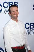 LOS ANGELES - MAY 19:  Lucas Black at the CBS Summer Soiree at the London Hotel on May 19, 2014 in W