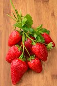 Bundle Of Strawberries