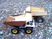Kids Used Toy Construction Trucks