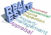 List of real estate home business selling buying services
