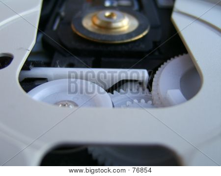 CD Drive poster