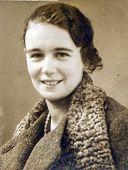 GERMANY, CIRCA 1935:  Vintage photo of woman