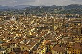 Florence View, Tuscany, Italy.